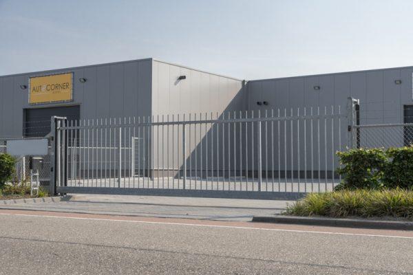 Industriële schuifpoort, Boxtel